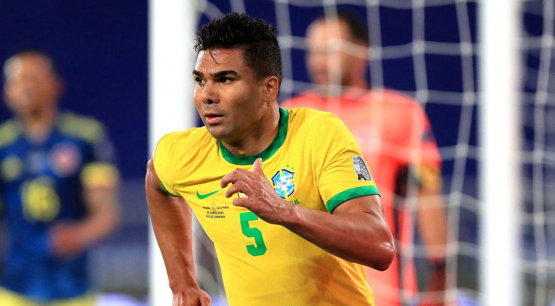 Спорен гол помогна на Бразилия за обрат срещу Колумбия