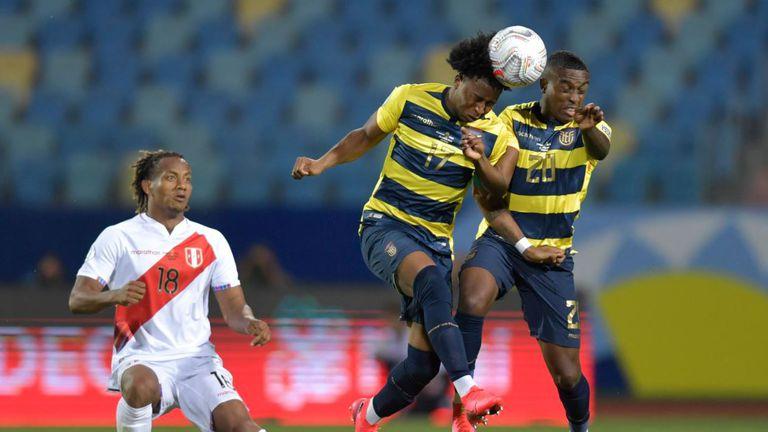 Еквадор и Перу поделиха точките след зрелищно 2:2