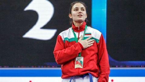Олимпийската подготовка на Ивет Горанова ще бъде подпомогната с 15 000 лева от Община Плевен
