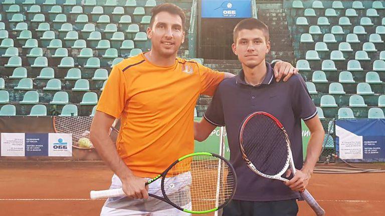 Едиз Батран е на 1/8 финал в Мастърса на Интерактив тенис