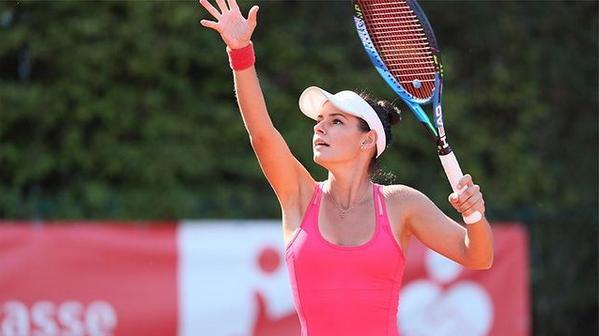 Шведка се отказа и изпрати Стаматова на 1/4-финал в Анталия