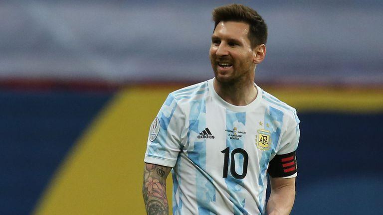 Ето как отборът на Аржентина изненада рожденика Меси