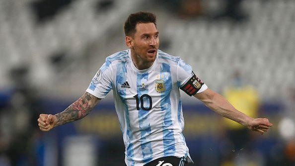 Играчите на Аржентина изненадаха Меси за рождения му ден