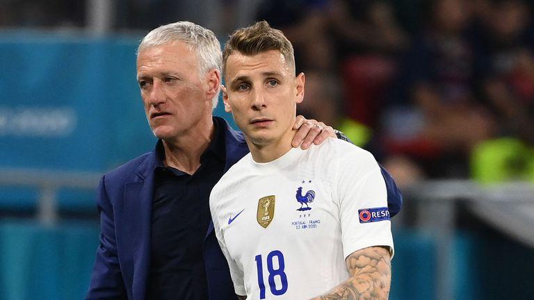 Защитник на Франция може да пропусне остатъка от Евро 2020
