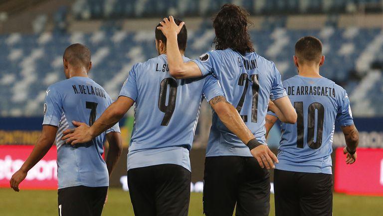 Уругвай сломи Боливия за първата си победа на Копа Америка