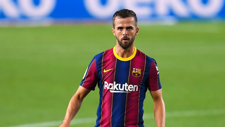 Барселона връща Пянич на Ювентус