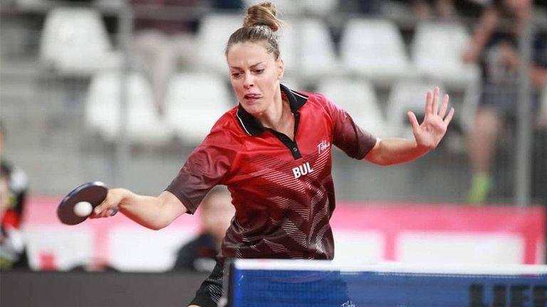 Полина Трифонова даде успешен старт на българското участие в Токио 🏓