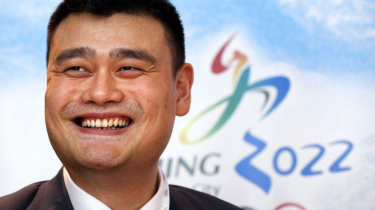 Китайската легенда Яо Мин приветства приемането на баскетбола 3 по 3 в олимпийската програма