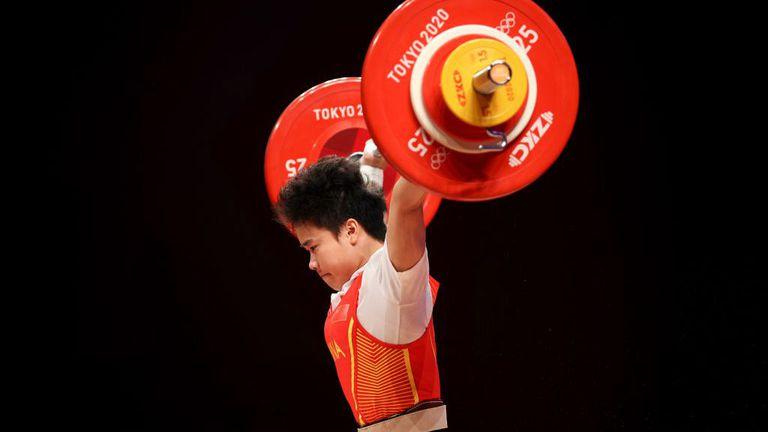 Второ злато и рекорд за Китай на Игрите в Токио