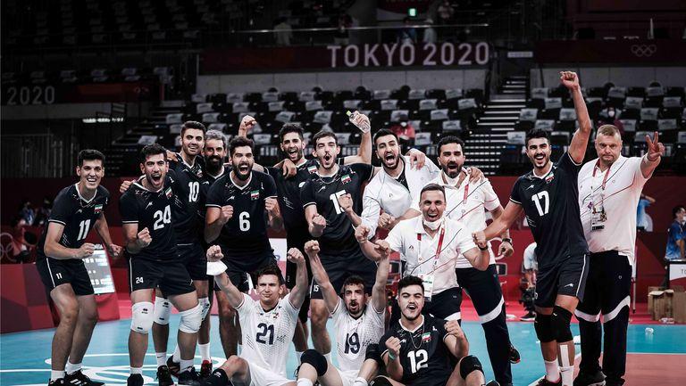 Сензация! Иран излъга Полша на старта на Олимпиадата в Токио🏐