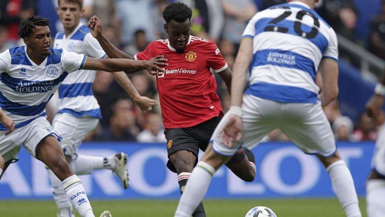 Ман Юнайтед допусна три гола за седем минути при загуба в Лондон