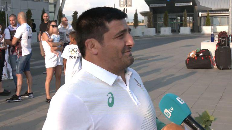 Армен Назарян: Пожелавам на борците ни да се завърнат с медали, конкуренцията е голяма