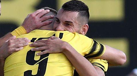 Ботев зарадва Зингаревич и феновете с успешен старт на сезона