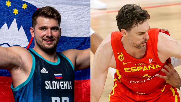 """Ще оставят ли шанс Дончич и Пау Гасол на останалите в група """"C""""?"""