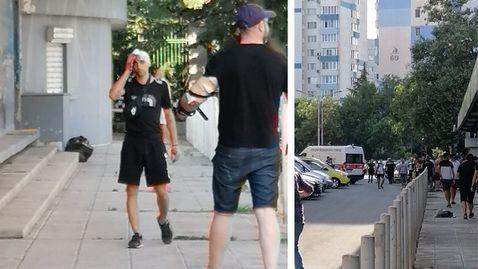 Въргал в Бургас! Кърваво сбиване между фенове на Нефтохимик и Спартак (Варна)