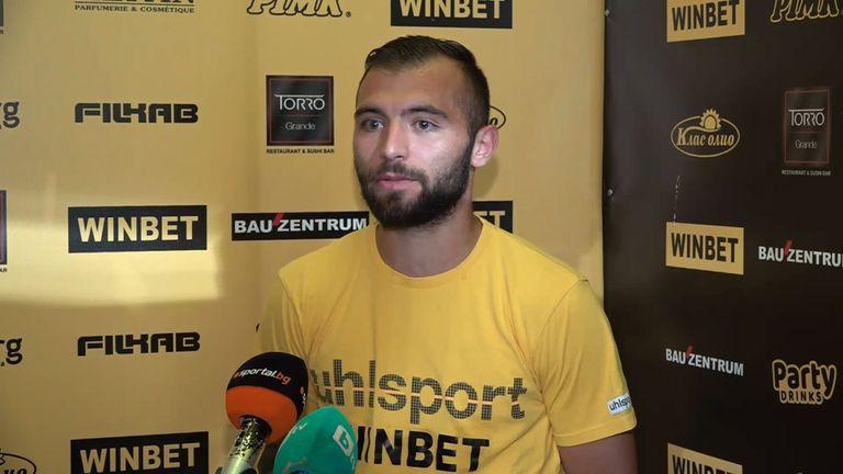 Николай Минков: Доволни сме, заслужено тръгнахме с победа