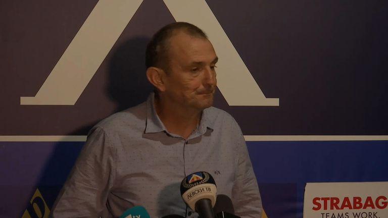 Златомир Загорчич: Изнервен мач, първите двубои винаги са трудни