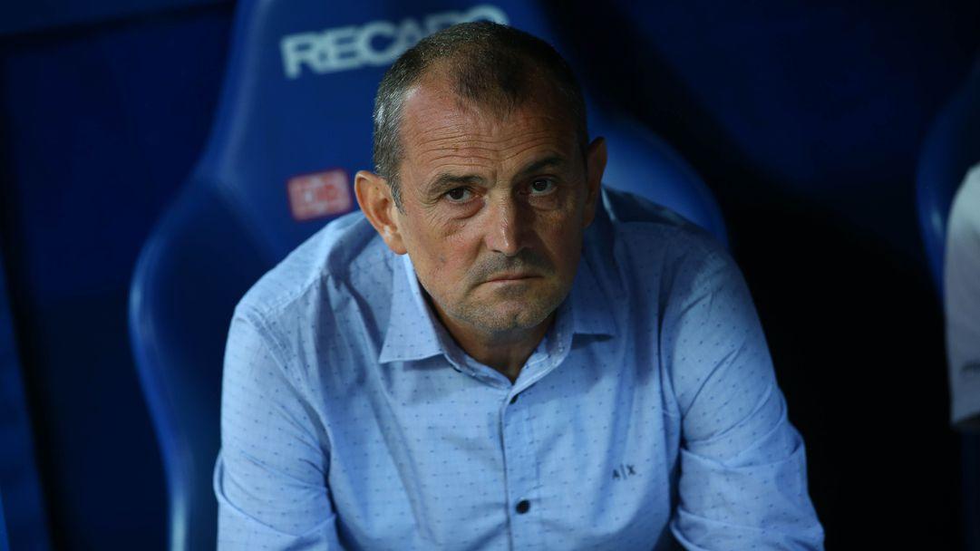 Загорчич: Мачът бе 50 на 50, доволен съм от желанието на футболистите