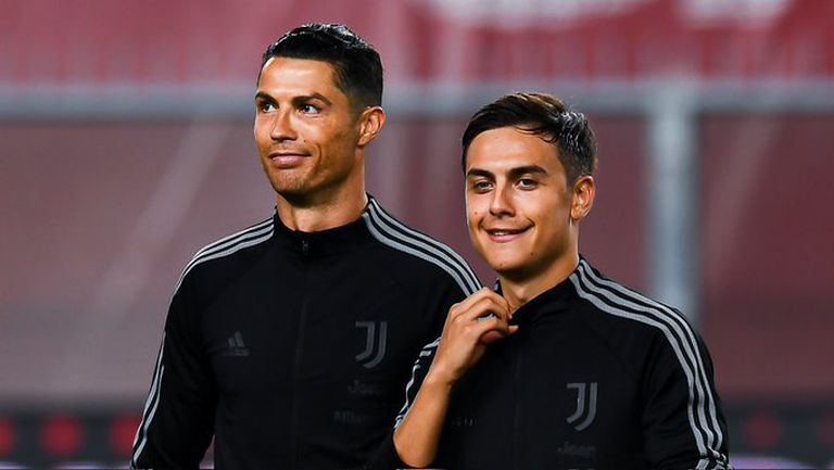 Недвед разясни ситуацията около Кристиано Роналдо и Дибала