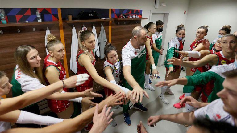 Евроволей 2021: България - Чехия
