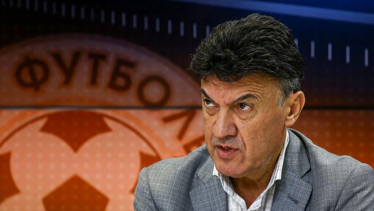 Борислав Михайлов гостува в студиото на Спортал