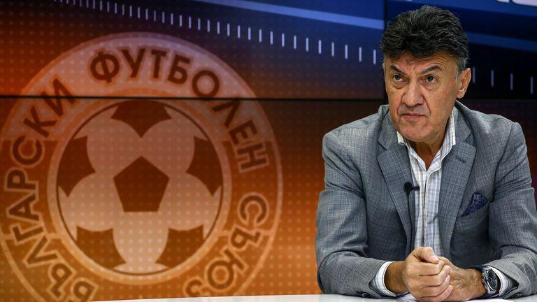 Борислав Михайлов: Амбициран съм да водя БФС в следващите четири години