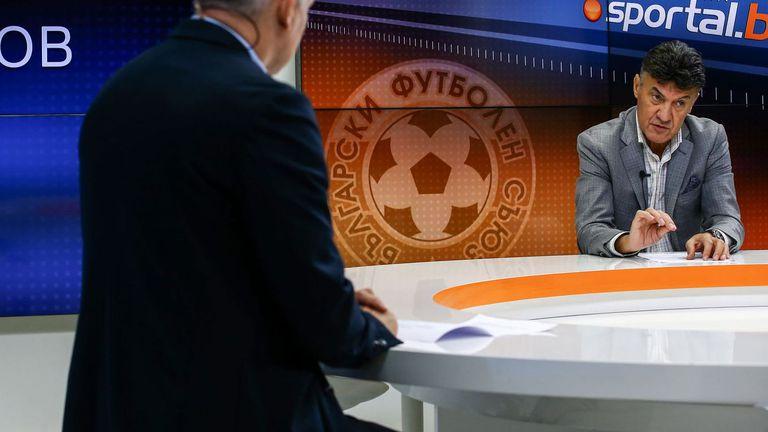 Михайлов: Ще има нов национален стадион, по-добре сме спрямо държави около нас