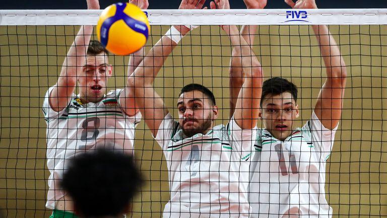 България - Куба 3:0