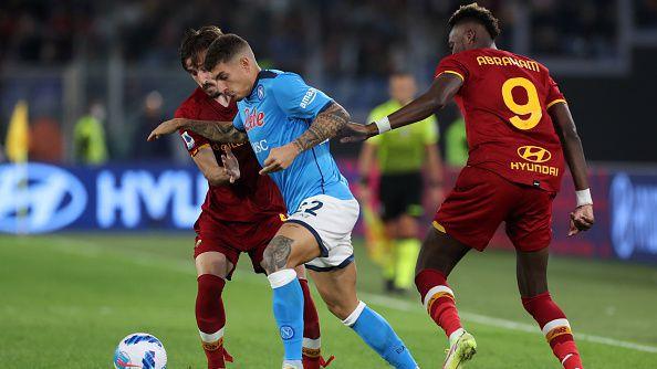 Рома - Наполи 0:0