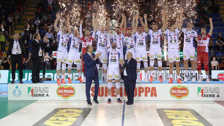 Матей Казийски MVP! Тренто грабна Суперкупата на Италия