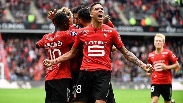Рен - Страсбург 1:0