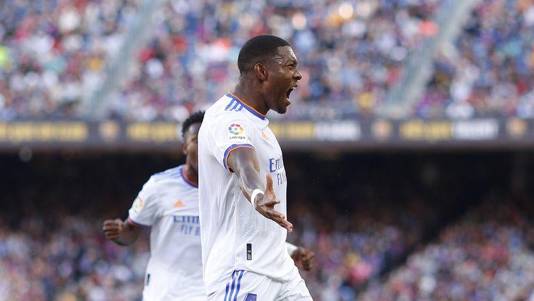 На полувремето: Барселона 0:1 Реал Мадрид