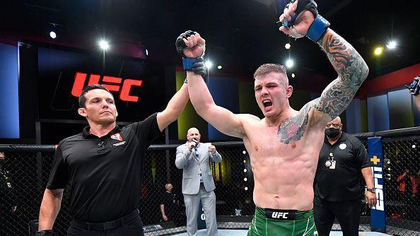 Марвин Ветори победи Пауло Коста на UFC Fight Night 196