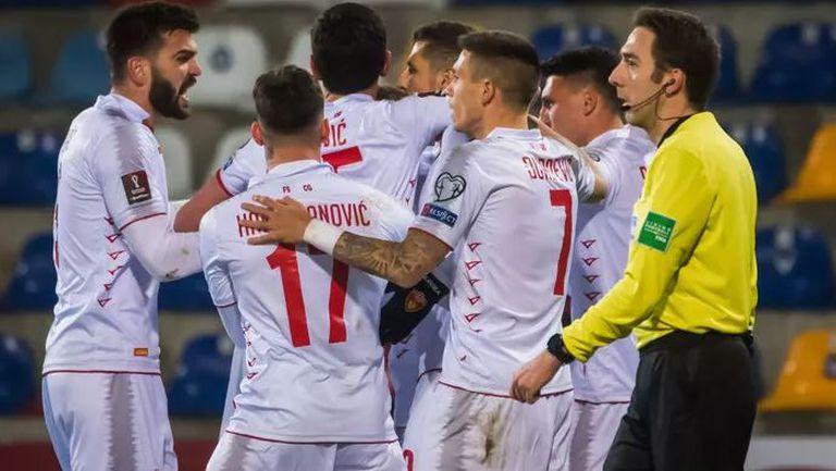 Латвия - Черна Гора 1:2