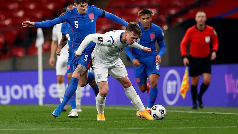 Англия - Сан Марино 5:0