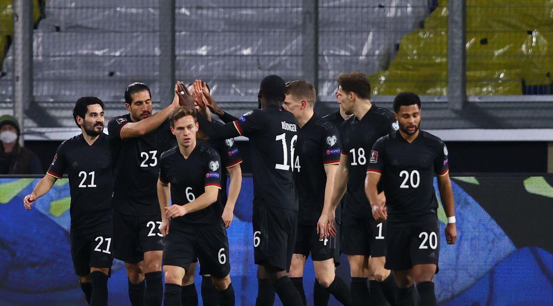 Германия започна като Швейцария и направи първата крачка (видео)