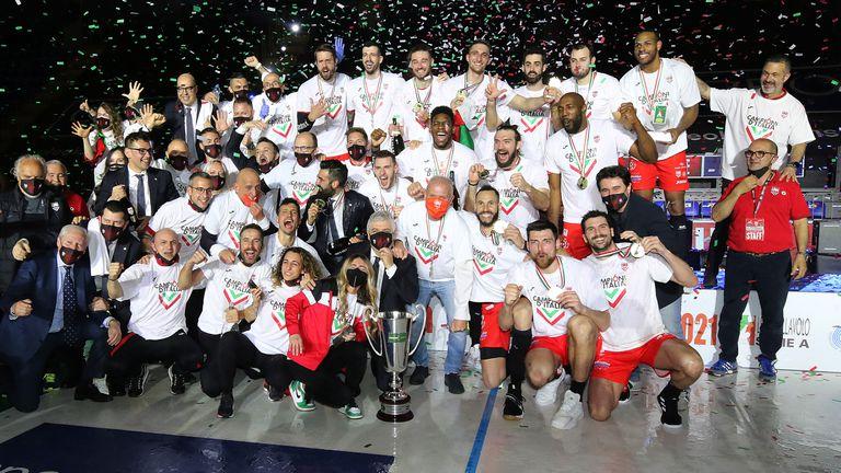 Лубе удари Перуджа във финал №4 и триумфира с титлата на Италия (видео + галерия) 🏐