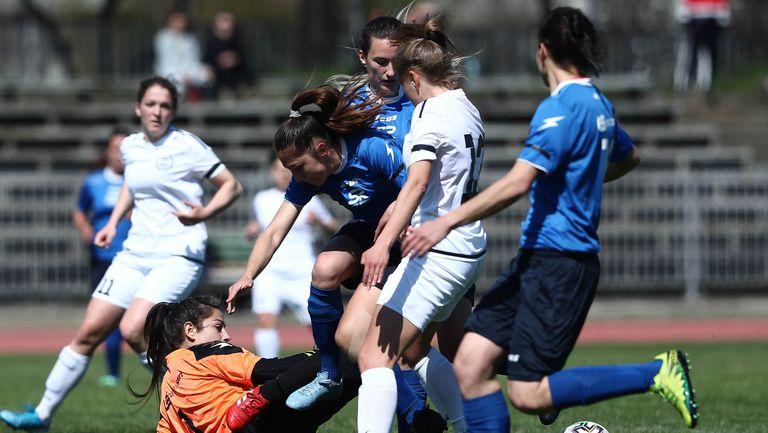 Шампионът НСА не остави шансове на Барокко и спечели с 6:0