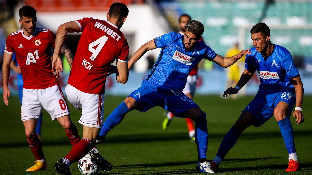 Два столични клуба влизат в битка за Илия Димитров