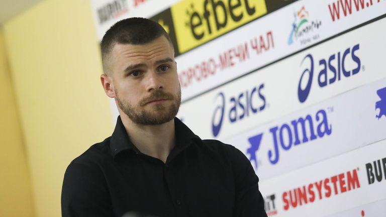 Радослав Кирилов спечели наградата за №1 на 29 кръг в efbet Лига