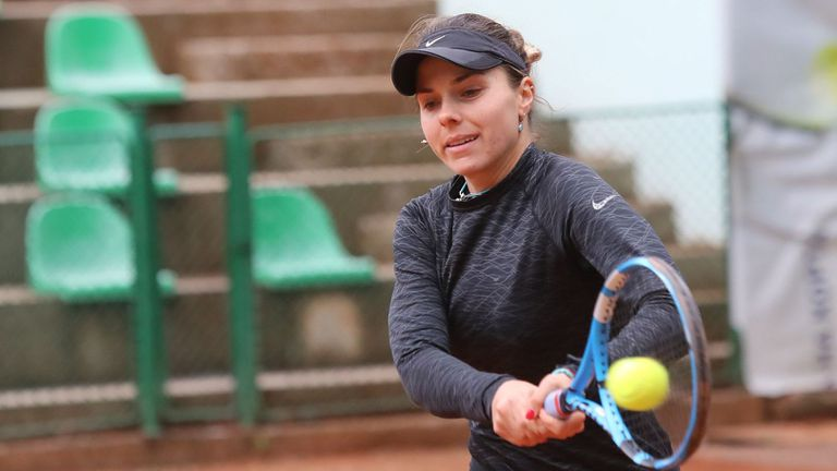 Виктория Томова стартира срещу италианка на турнира на WTA в Палермо