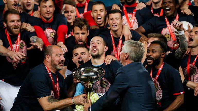 Цървена звезда ликува с дубъл след драма с дузпи срещу Партизан за Купата на Сърбия