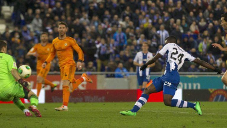 Реал Мадрид заключи вратата