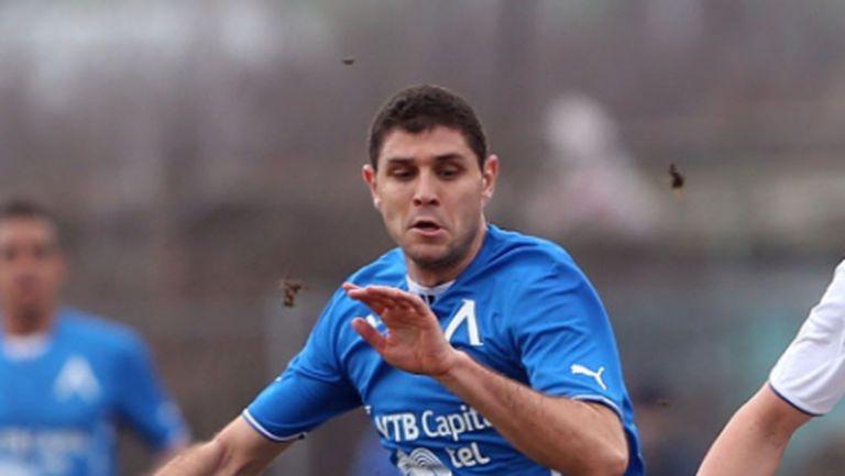 Макриев: Отказах оферти от Франция, Казахстан и Израел заради Левски