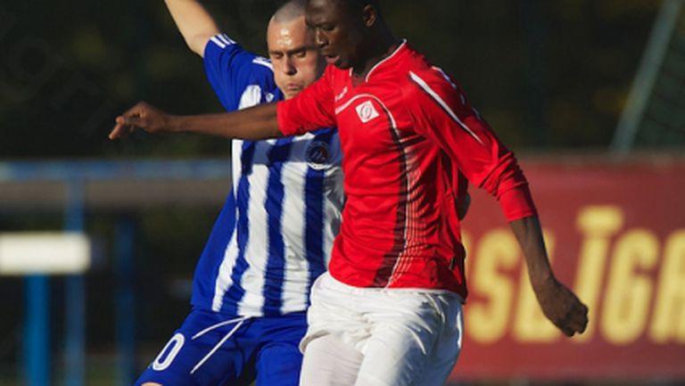 Амкар взе ганайски нападател и дуо от Зенит