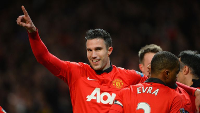 Юнайтед си върна вдъхновението в дебюта на Мата (видео)