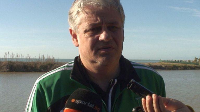 Стоев: Не искам да съм всьо и вся в Лудогорец, има футболисти, които не бяха на нужното ниво (видео)
