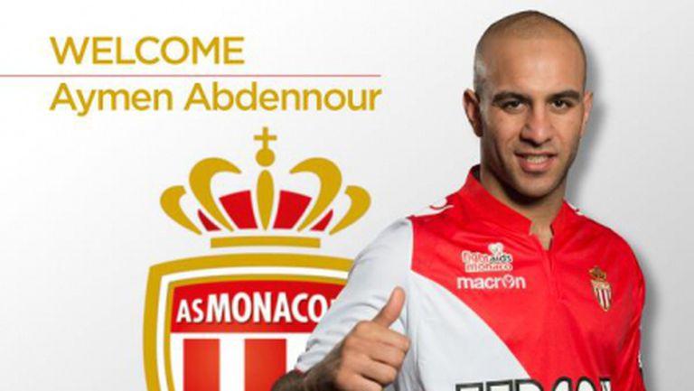 Монако приветства и Аймен Абденур
