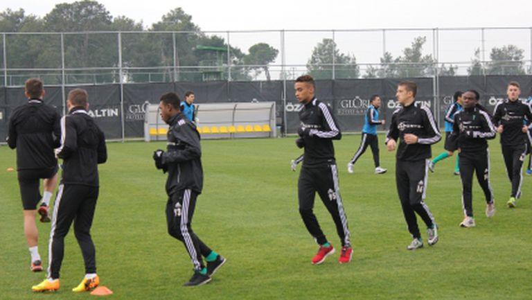 Играчите на Лудогорец ще ходят по доста нестандартен начин на тренировки в Испания