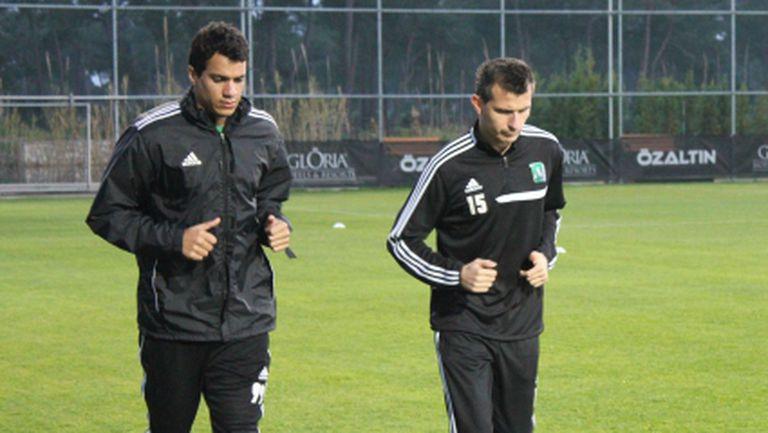 """Нова надежда за Лудогорец - ас на """"орлите"""" с шанс да играе срещу Лацио"""